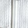 ซิปไซด์ #3 หัวระฆัง สีขาว 500-14 นิ้ว