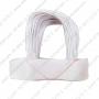 หูหิ้ว ถุงกระดาษ สีขาว